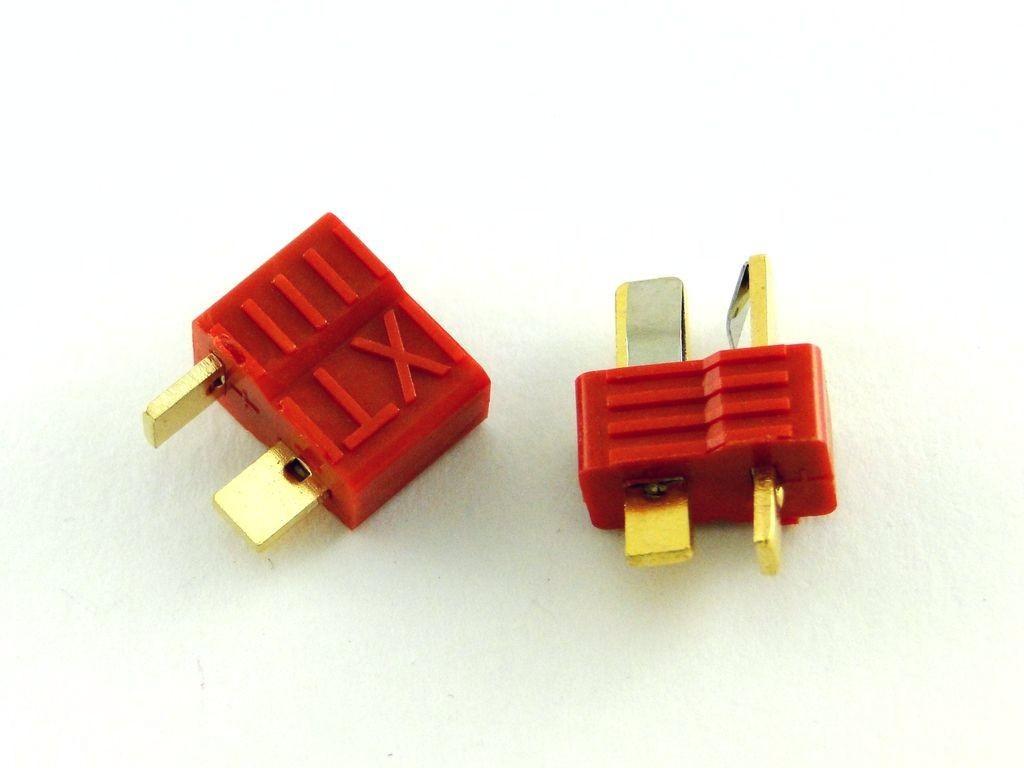 T-образный разъем для аккумулятора (пара)